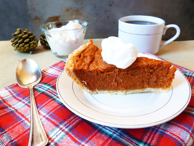 Raspberry Bloom: Sweet Potato Pie