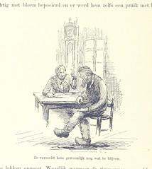 """British Library digitised image from page 88 of """"Aan het Minnewater. 3 schetsen uit het Brugsche leven"""""""