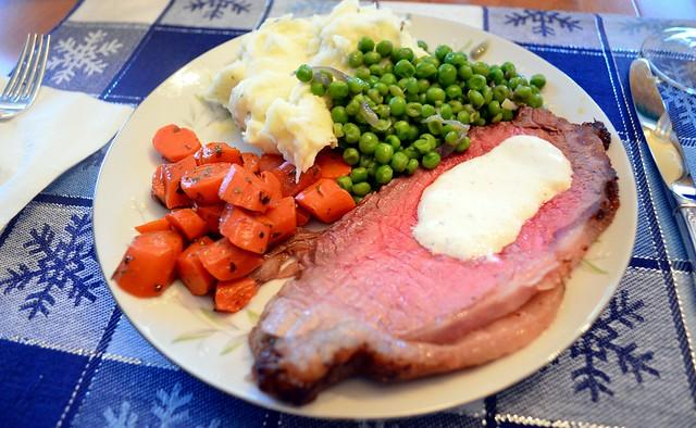 Christmas Dinner, 2013