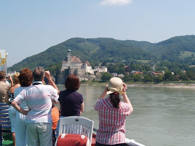 Europa. Crucero fluvial.