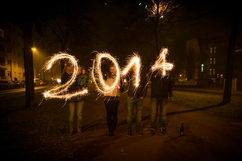 Auf ein gutes 2014!