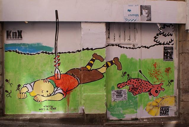 Tintin est mort
