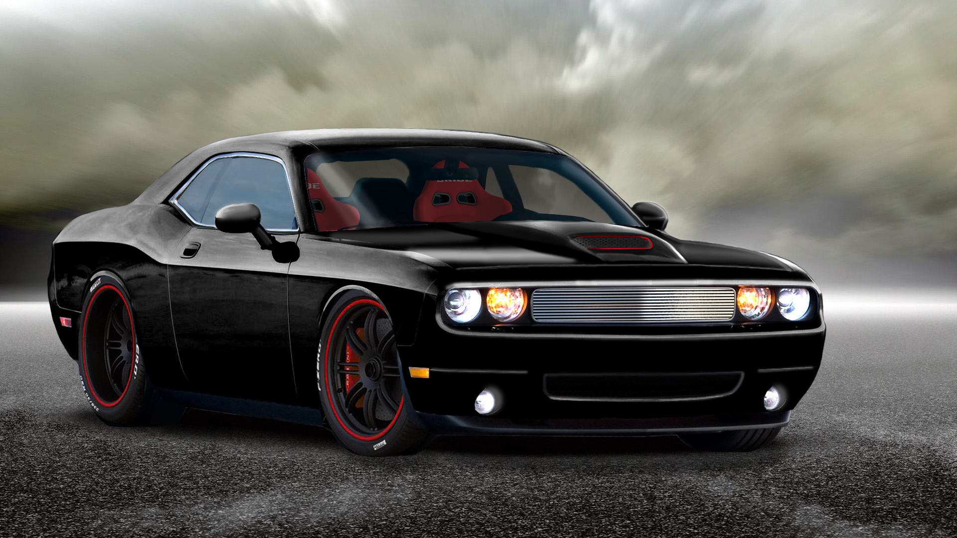 dodge challenger pro tour custom flickr photo sharing. Black Bedroom Furniture Sets. Home Design Ideas