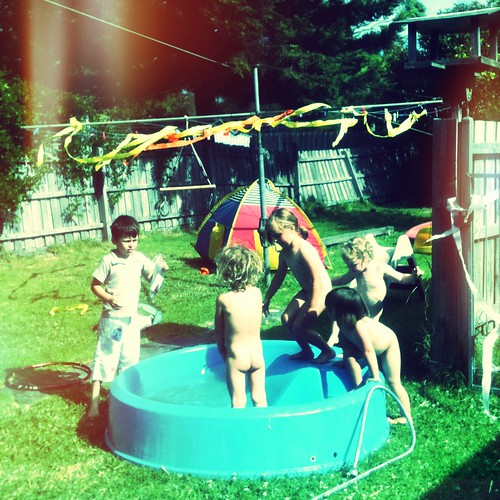 Paddle pool!!