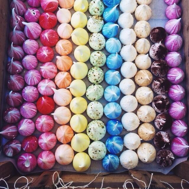 meringue girls meringues!