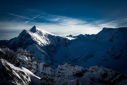 blue schnee snow mountains landscape schweiz switzerland suisse scenic shades berge blau svizzera landschaft engelberg dreamscape piz titlis 2470mm obwalden bergkette 60d sustenhorn gwächtenhorn eggstock schneestock