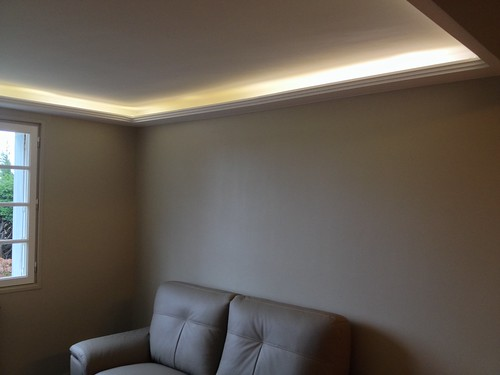 Plafond D Co Staff Jean Jacques Meudec Peinture D Coration Staff Finist Re Plouescat