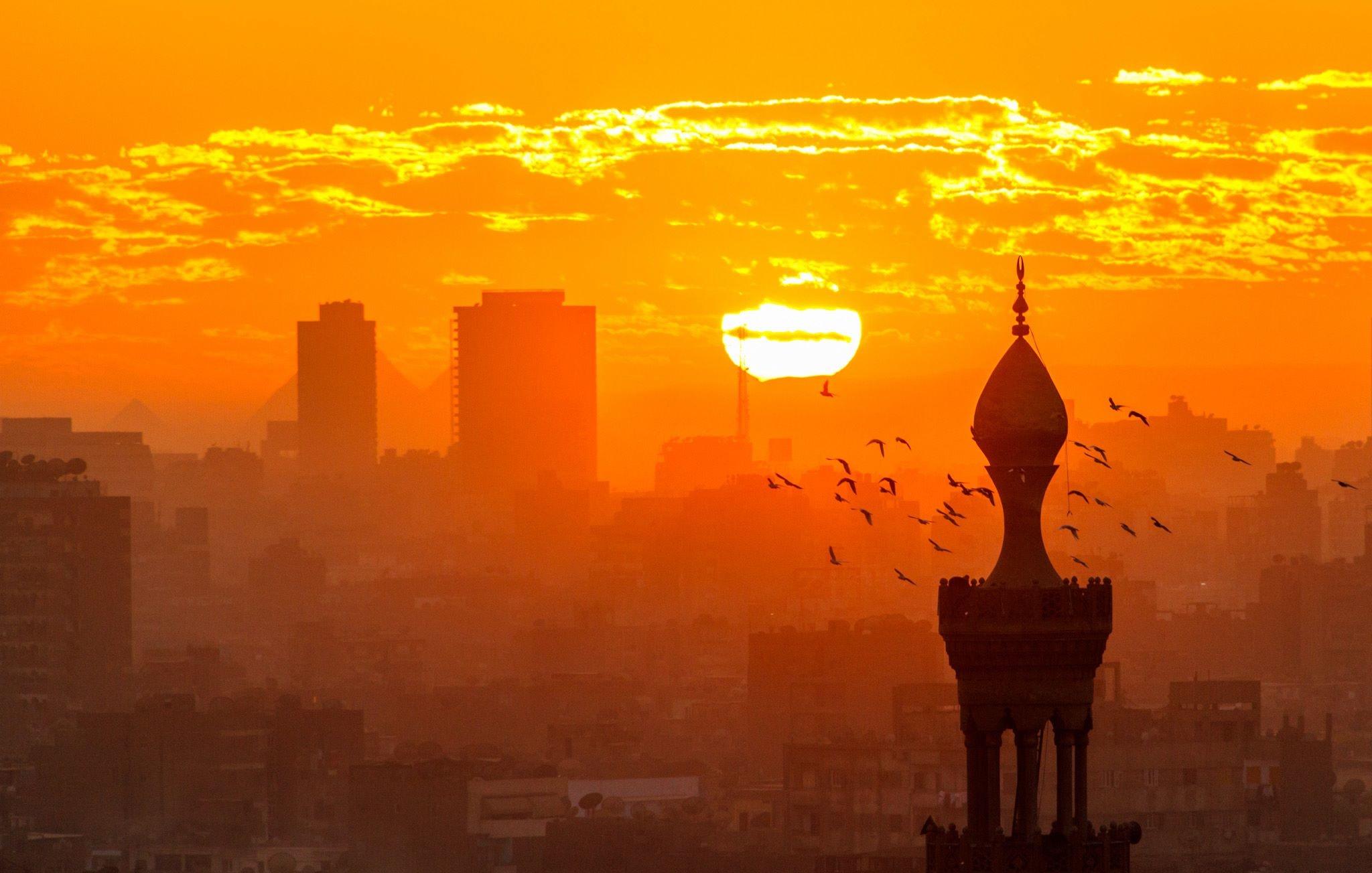 22. El Cairo. Autor, Sourires d'Egypte