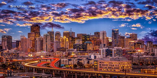 sanfrancisco california longexposure travel sunset usa building northerncalifornia dusk slowshutter bayarea rushhour bluehour lightroom transamericabuilding sanfranciscoskyline cs6 nikfilter cswapanjha