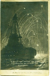 I.WK Novemberrevolution Wilhelmshaven 1918