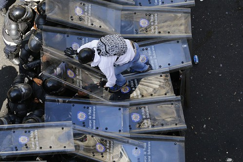 VENEZUELA-PROTEST/