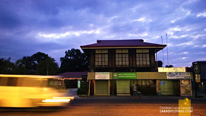 Dusk at Cabangan, Zambales