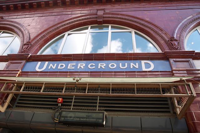 Covent Garden Underground Station © Ann Gav, 2013