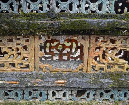 Tu Duc Tomb in Hue, Vietnam