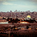 Jerusalem. From Mount of Olives.