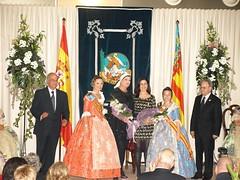 Entrega insignias 75 aniversario JCF