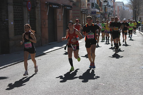 2014.02.23.382 - SEVILLA - Calle Calatrava - (XXX Maratón de Sevilla)