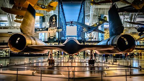 airplane virginia smithsonian unitedstates chantilly airandspacemuseum sr71blackbird 2014 stevenfudvarhazycenter sr71a