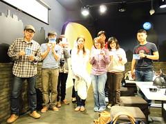 20140307 台中底友聚會之藍晒圖活動