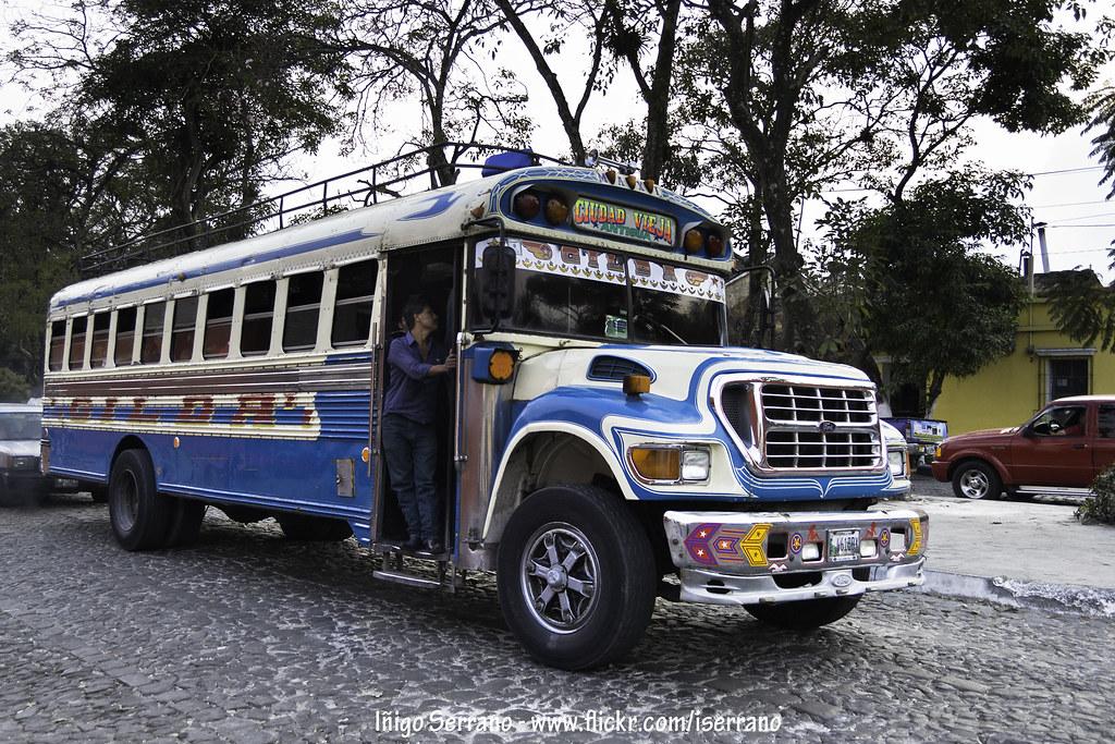 Autobus I (Ciudad de Guatemala, Guatemala)