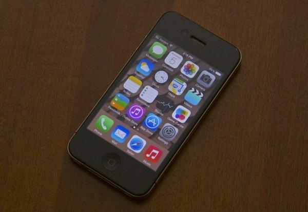 Ускорить iPhone 4 на iOS 7 и оптимизация