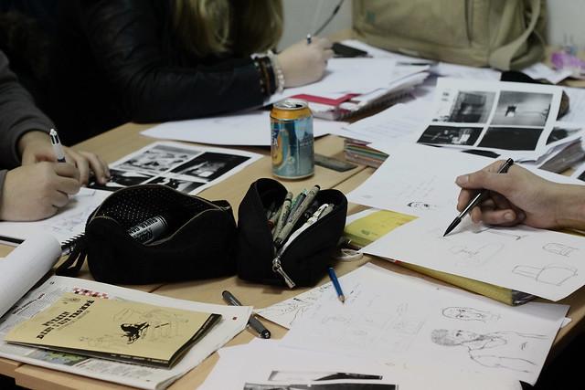 Cesan, Centre d'enseignement spécialisé des arts narratifs