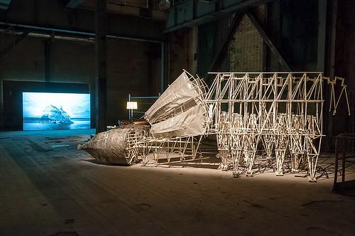 Theo Jansen - Generator Strandbeest