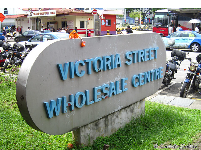 Victoria Street Wholesale Centre 01
