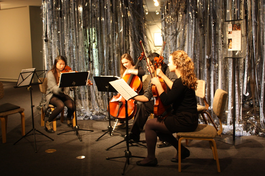Thacher Thursday: Pop-Up: Chamber Music Series