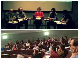 """""""Tributo a Octavio Paz"""" en la Escuela de Estudios Internacionales de la Universidad  Simon Fraser, Vancouver"""
