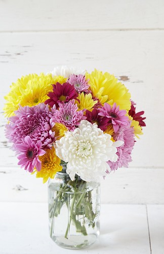 Freshdirect Diy Spring Flower Arrangements For Mother S Day