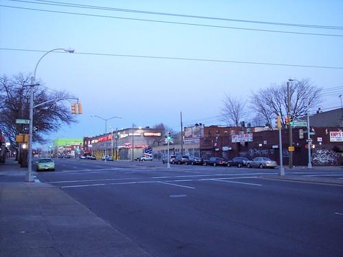 Autumn Avenue