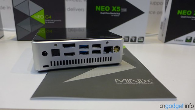 Minix Nuc-Like