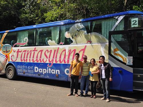 Fantasyland Bus