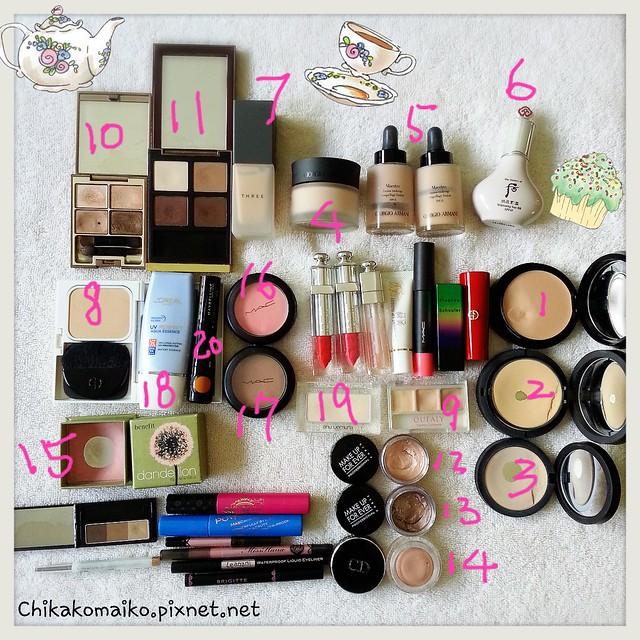2014-05-03-近期我的彩妆爱用品×彩妆凹凹赏