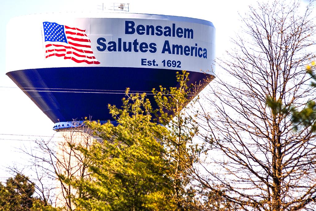 Bensalem-Salutes-America--Bensalem-Township