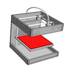 My Mathematica Model of a 3D Printer