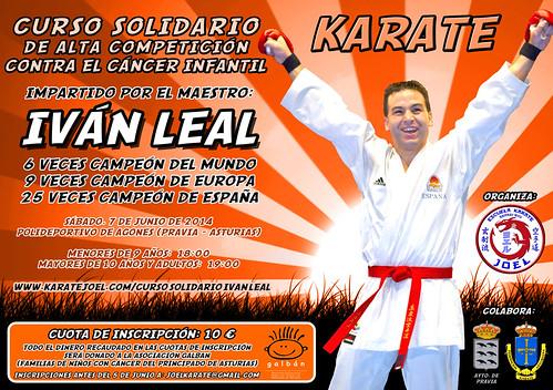 Curso Solidario Iván Leal