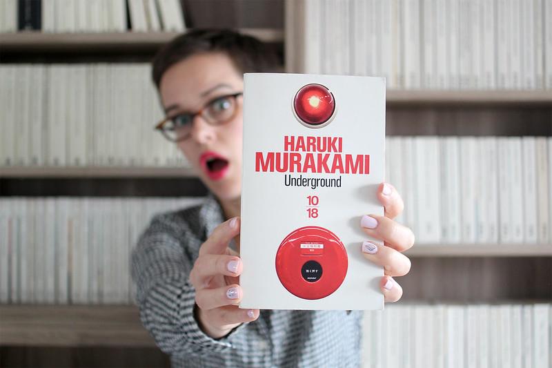 Underground, Haruki Murakami