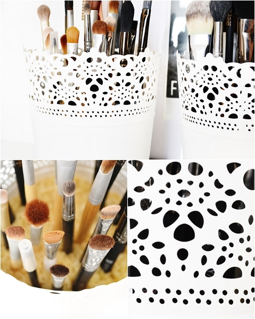 Ikea_plant_pot_makeup_brush_holder