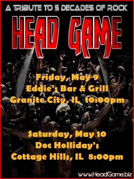Head Game 5-9, 5-10-14