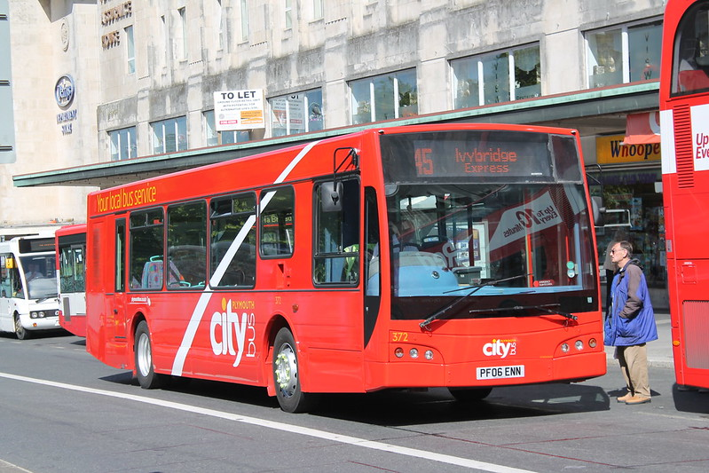 Plymouth Citybus 372