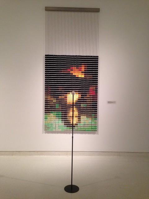 Devorah Sperber, After the Mona Lisa 8, Knoxville Museum of Art