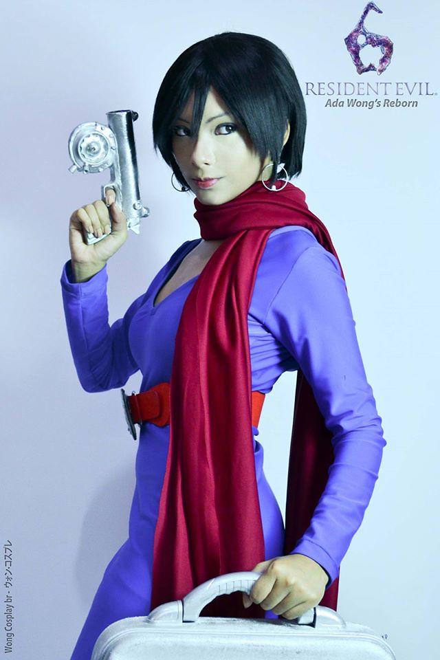 Carla Radames Ada Wongs Clone Resident Evil 6 Wongcospl