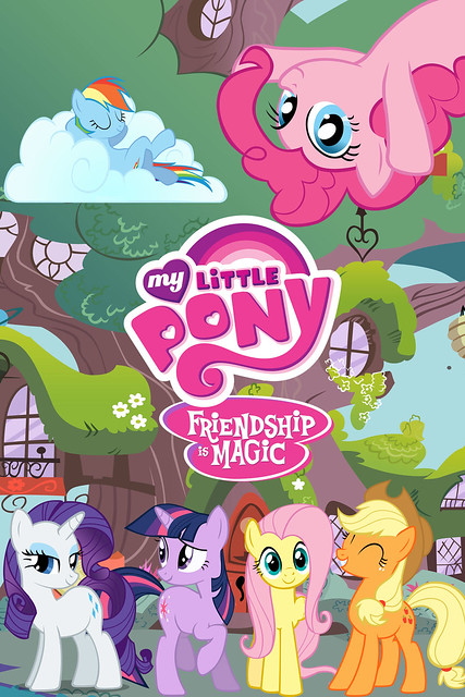 Phim Pony Bé Nhỏ: Tình Bạn Diệu Kỳ - My Little Pony