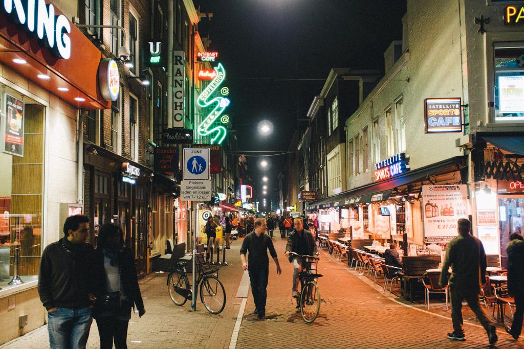 Untitled  轆轆遊遊。阿姆斯特丹篇 // 夜踩運河與酒吧街 16185046009 afd3776ed6 o