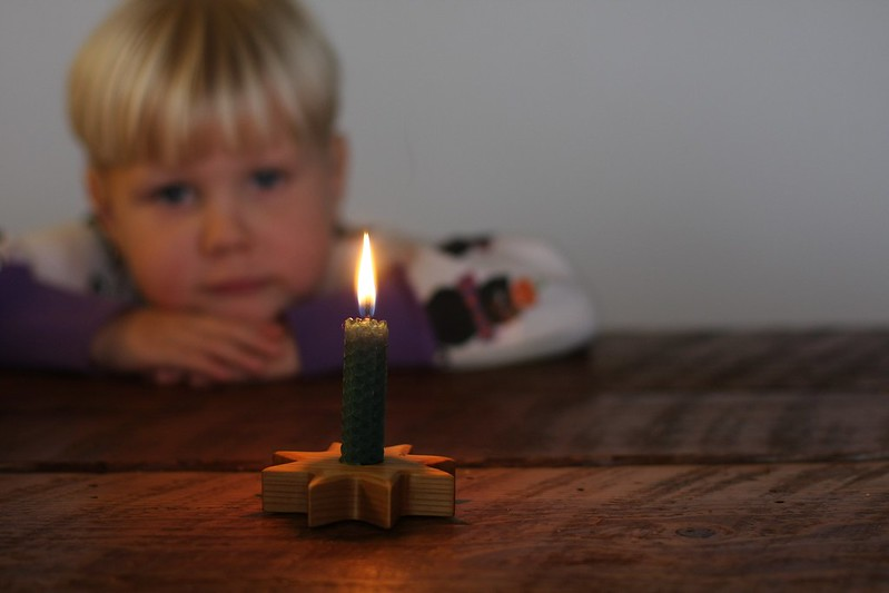 L's special candle