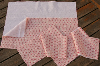 Tuto couture - bouillotte dorsale graines de lin - Etape 16