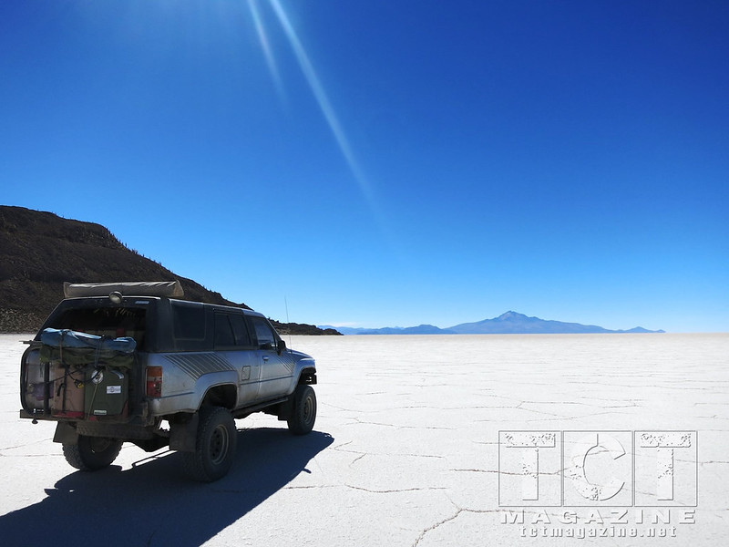 First gen 4Runner South American Adventure - Toyota 4Runner Magazine