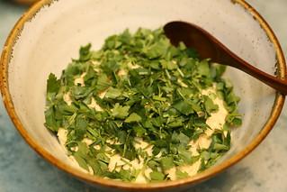 Organic Hummus for dinner